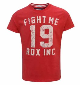 RDX SPORTS T-shirt R1 Rood