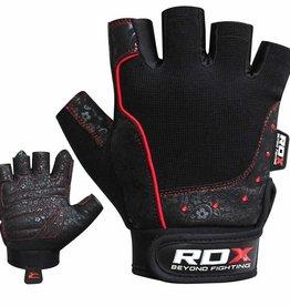 RDX Sportschool handschoenen Armara Rood vrouwen