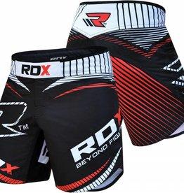 RDX MMA broekje R1 - rood