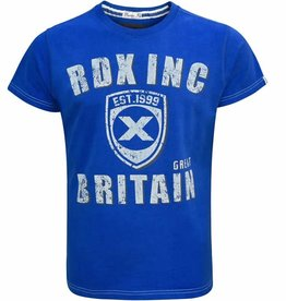 RDX SPORTS Clothing TShirt R3 Blue