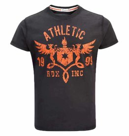 RDX SPORTS T-shirt R2 - Oranje/zwart