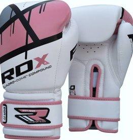 RDX Dames (Kick)Boks handschoenen F7 - Roze