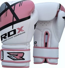 RDX SPORTS Woman (Kick)Boxing glove F7 - Pink
