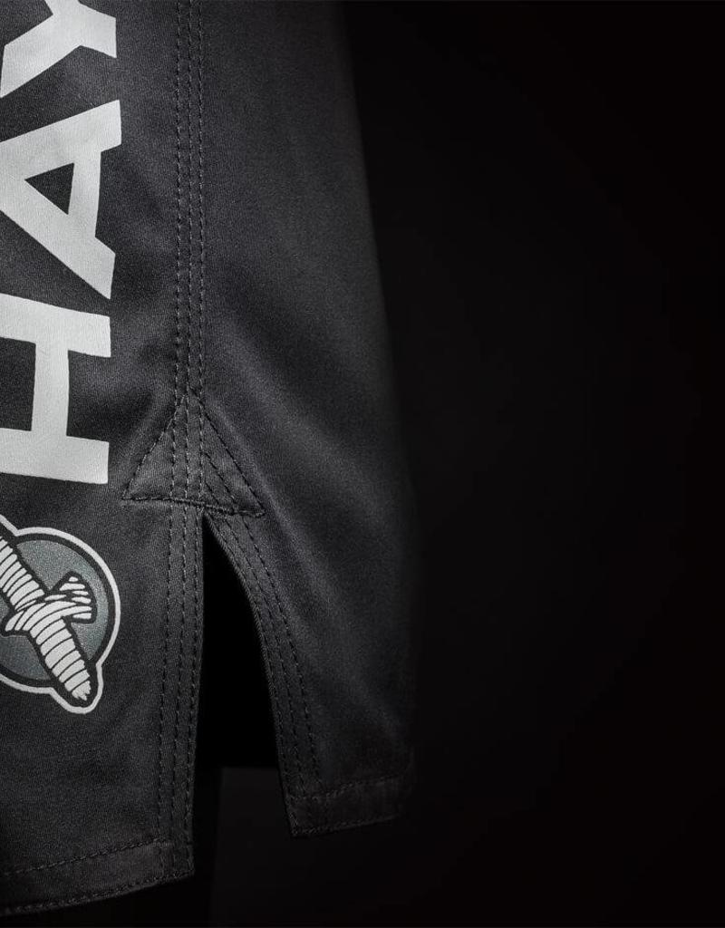 HAYABUSA HAYABUSA HABURI FIGHT SHORTS -Zwart