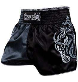 HAYABUSA Wisdom Muay Thai (kick)boxing Shorts - Grey