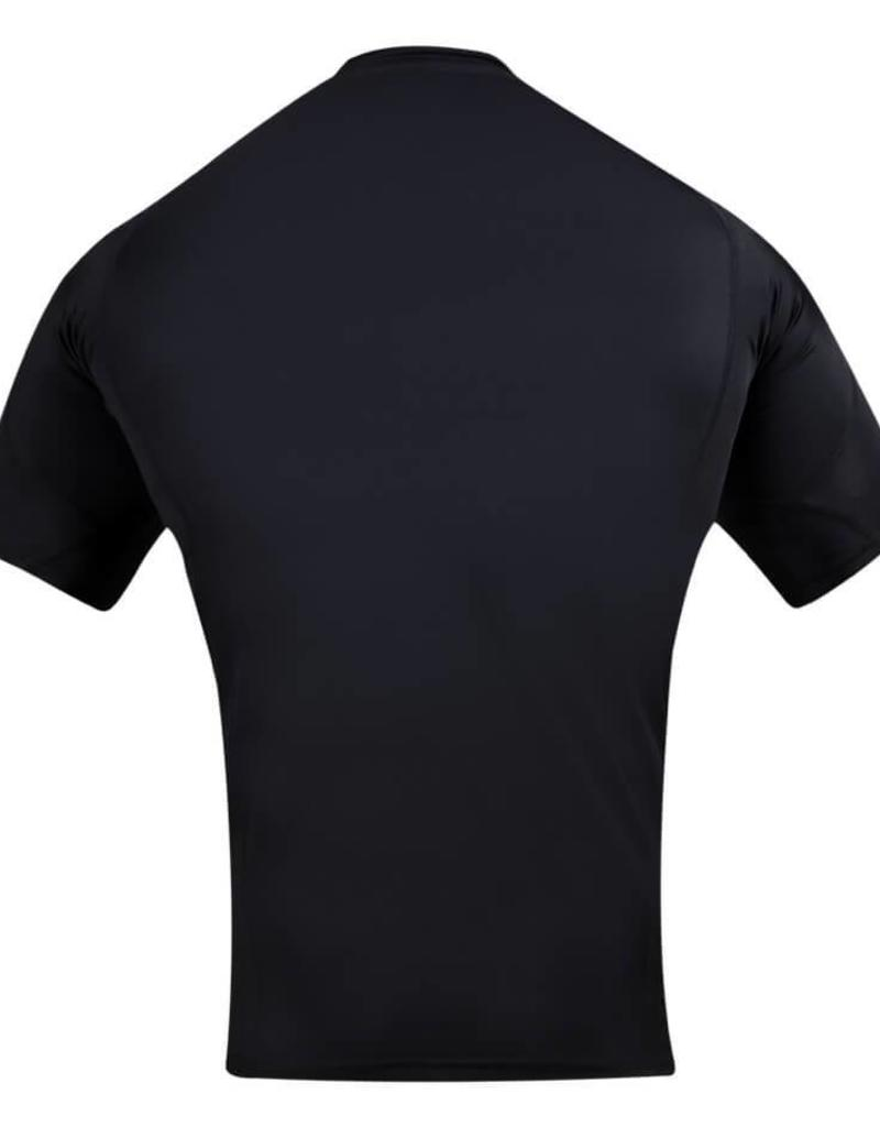 HAYABUSA HAYABUSA Haburi Korte mouwen Rashguard shirt - Zwart