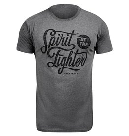 HAYABUSA Classic Spirit of the Fighter Shirt - Grijs