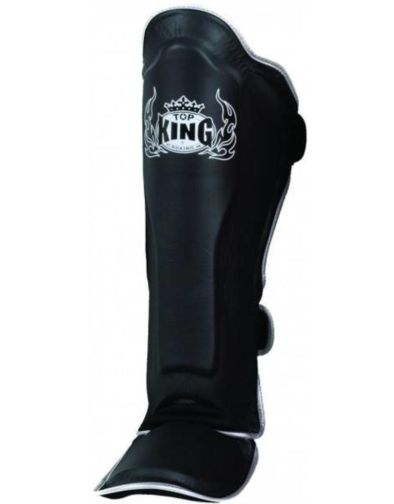 King Professional Shinguard Pro Black