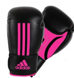 Adidas Energy 100 (Kick)Boxing gloves Black/Pink