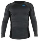 Adidas Grappling Rash guard Long sleeve