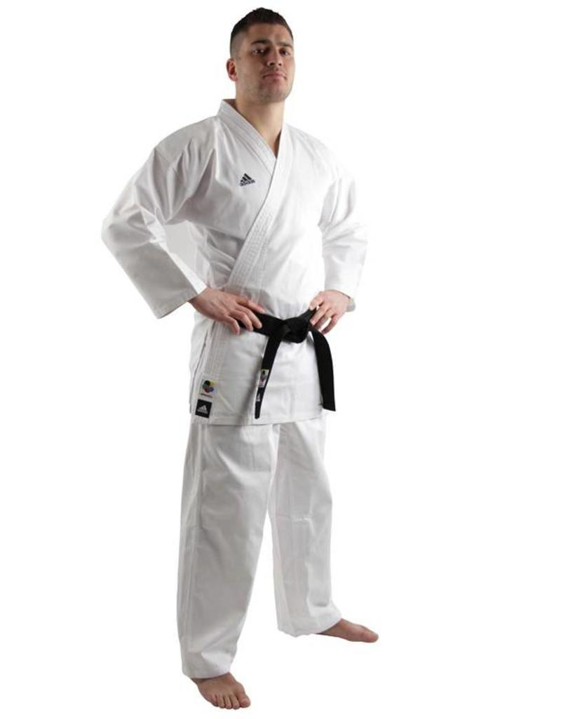 Adidas Karate suit K220C Club WKF
