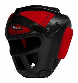 RDX SPORTS Head Guard - Grill Regular - Red