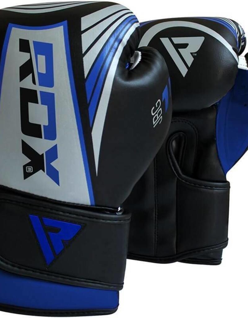 RDX SPORTS Boxing Glove Kids - Silver-Bleu