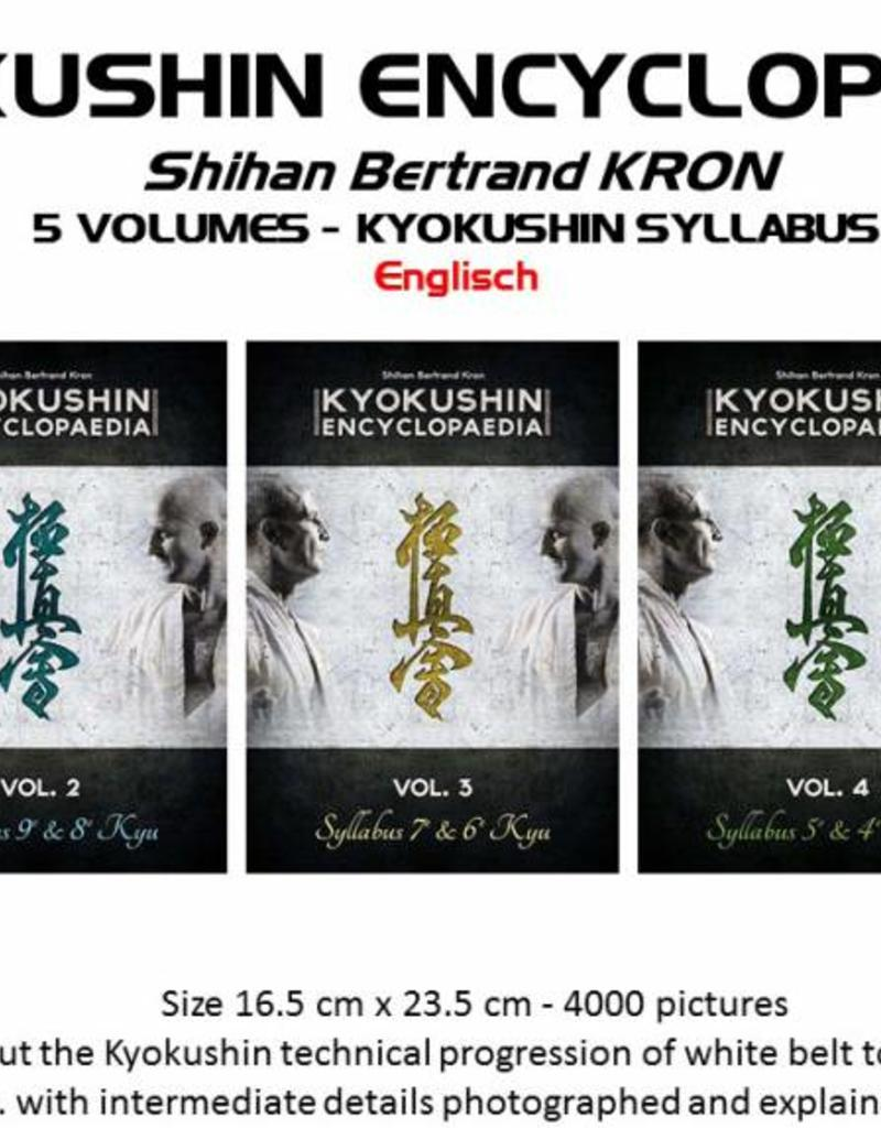 SHIHAN KRON 5 DELIGE - KYOKUSHIN SYLLABUS ENCYCLOPEDIE