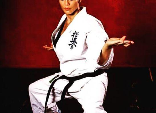 Kyokushin Wear Women