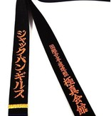 ISAMU ISAMU IKO KYOKUSHINKAI BLACK BELTS