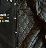 ISAMU 勇ISAMU Kyokushin Power Karate Ichigeki Varsity jas - Zwart