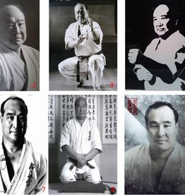 Kyokushinworldshop Mas.Oyama Premium XL Foto - AO Format