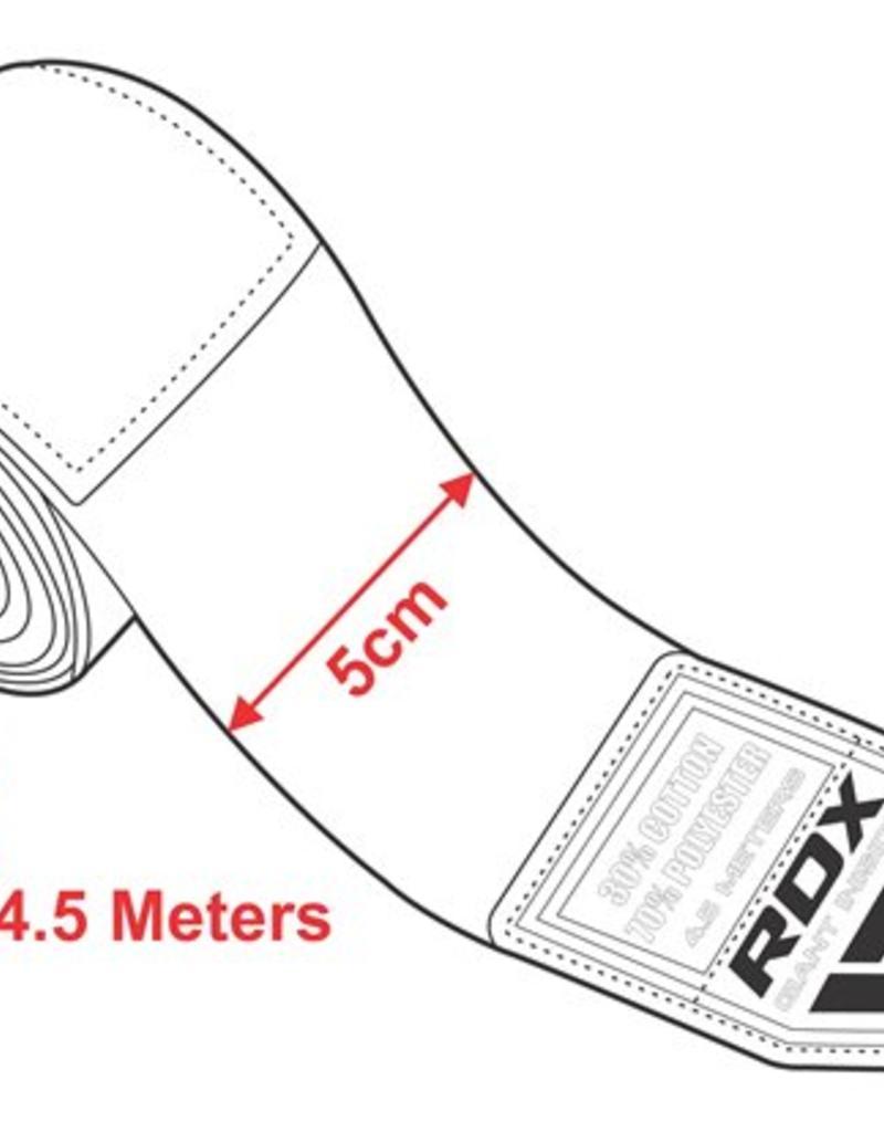 RDX SPORTS RDX HAND WIKKELS 450CM - CAMO GRIJS