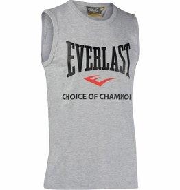 Everlast Everlast Mouwloos boksshirt - Grijs