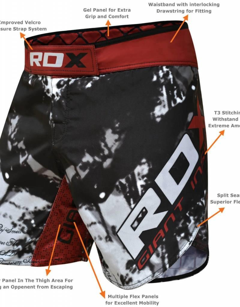 RDX SPORTS MMA Broekje multi - grijs