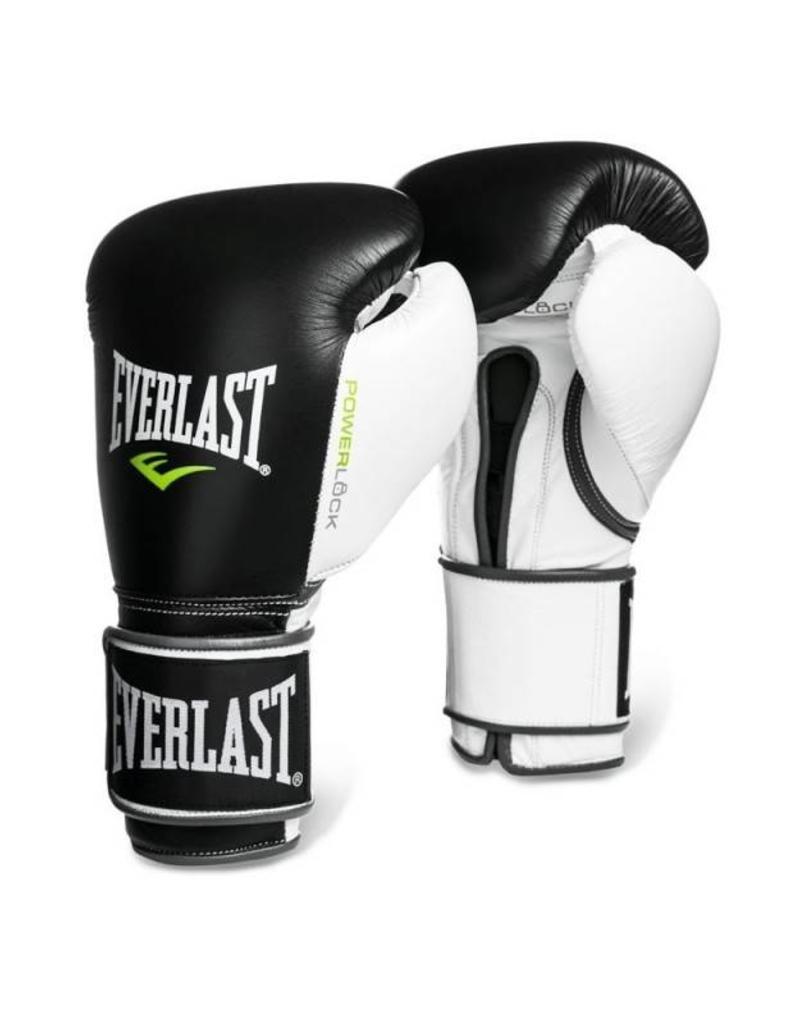 Everlast Everlast Powerlock bokshandschoen - Zwart/Wit