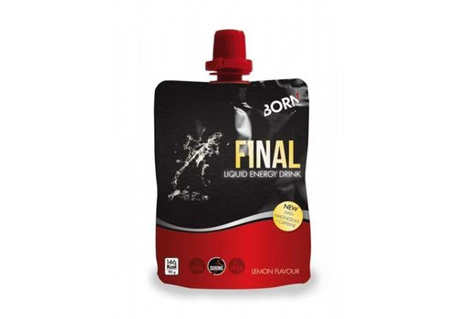 Born Final Liquid Energy Drink (90ml) Lemon
