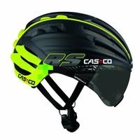 thumb-Casco SpeedAiro RS Black - Lime (vautron visor)-1