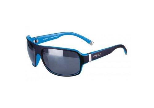 Casco SX61 Bicolor Sunglasses Black-Blue