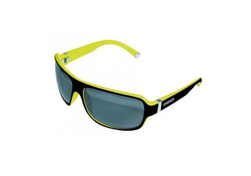 Casco SX61 Bicolor Sunglasses Black-Lime Green