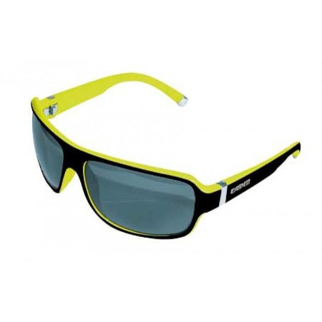 Casco Casco SX61 Bicolor Sunglasses Black-Lime Green