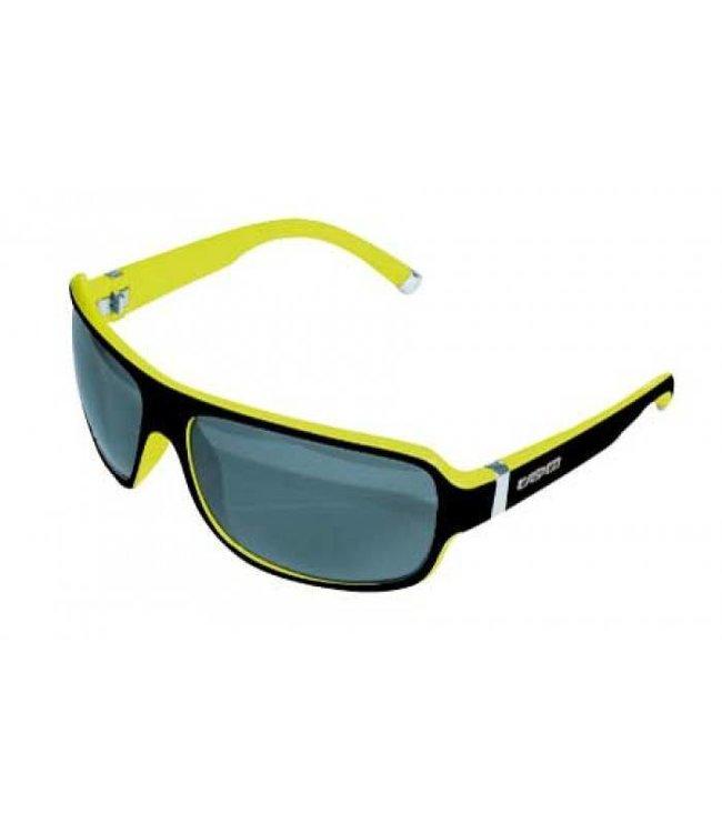Casco Casco SX61 Bicolor Sunglasses Black-Lime Green