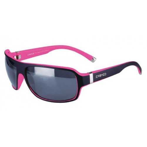 Casco Casco SX61 Bicolor Sunglasses Black - Pink