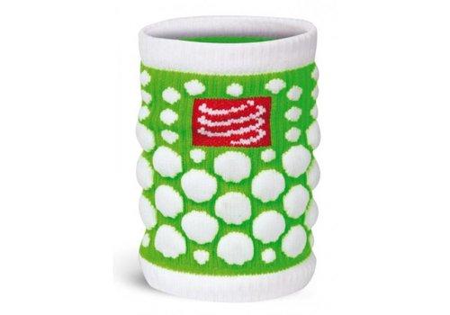 Compressport 3D Zweetband Groen
