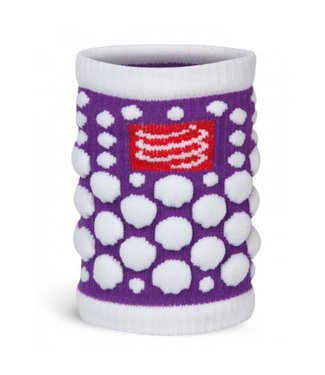 Compressport Compressport 3D Zweetband Paars