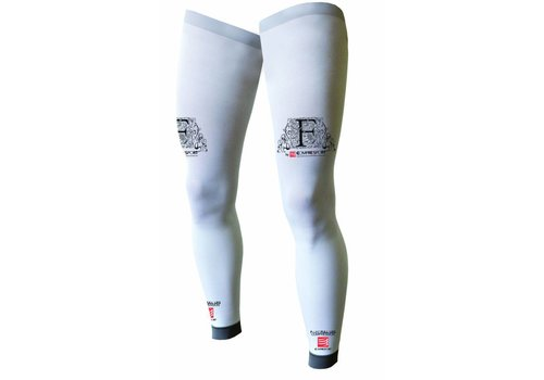 Compressport Full Legs Wit