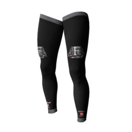 Compressport Compressport Full Legs Zwart