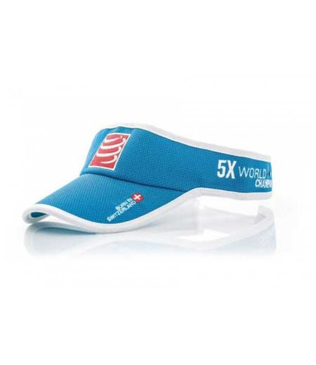 Compressport Compressport Visorcap Blauw