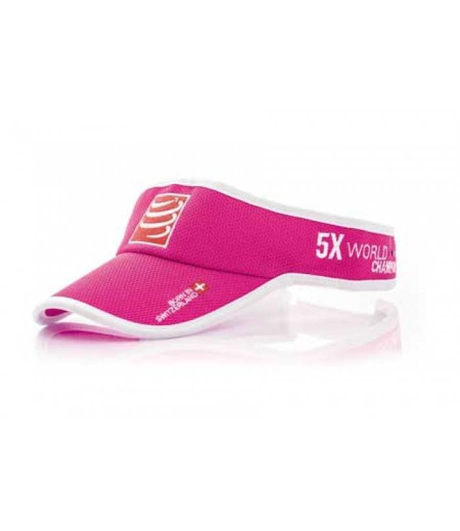 Compressport Compressport Visorcap Roze
