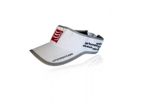 Compressport Visorcap Wit