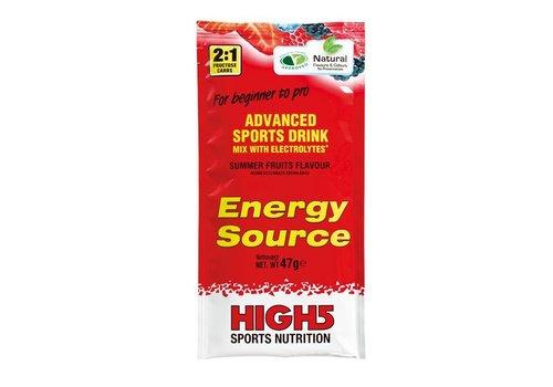 High5 2: 1 source d'énergie (47gr) Boisson sportive