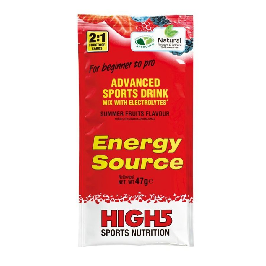 High5 2: 1 Energy Source (47gr) Sports drink-2
