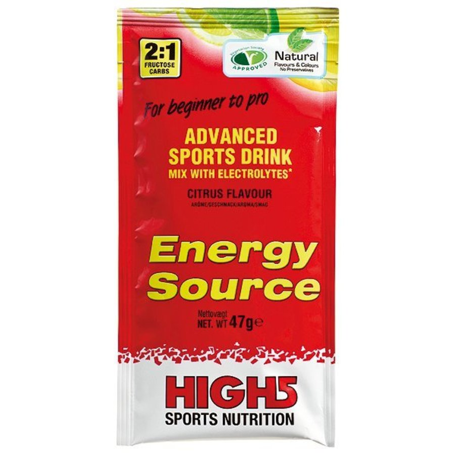 High5 2: 1 Energy Source (47gr) Sports drink-1