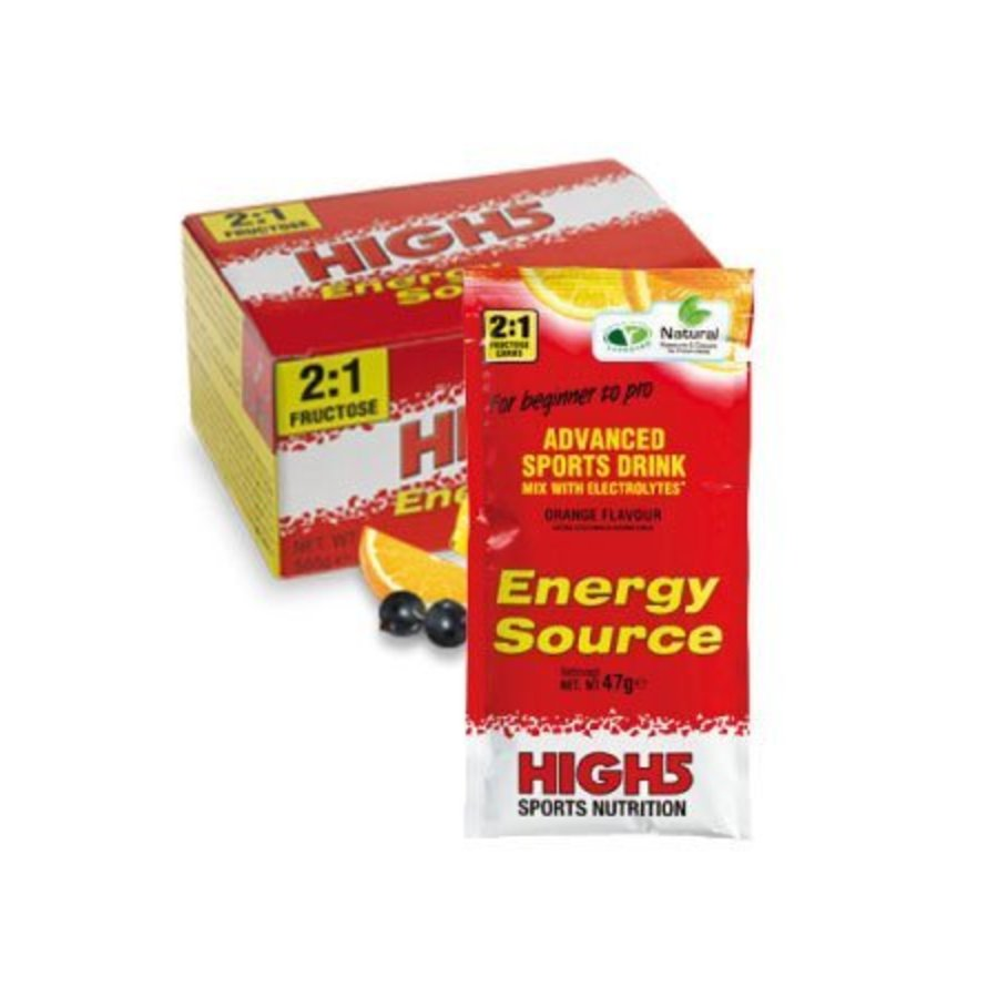 High5 2: 1 Energy Source (47gr) Sports drink-3