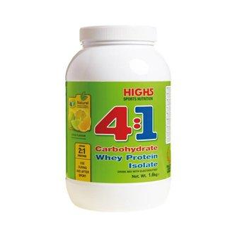 High5 High5 4: 1 EnergySource (1.6kg) Boisson sportive
