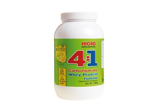 High5 4: 1 EnergySource (1.6kg) Boisson sportive