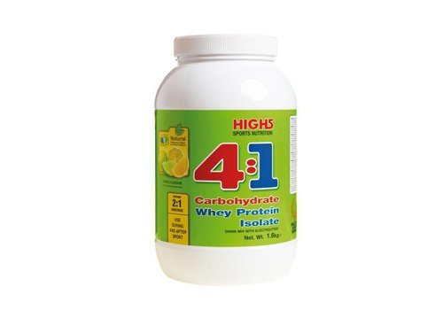 High5 4: 1 EnergySource (1.6kg) Sports drink