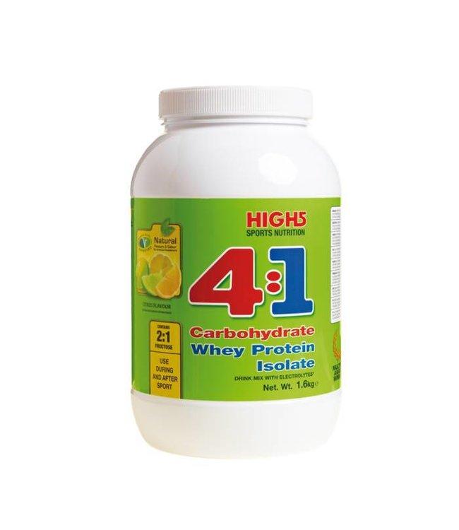 High5 High5 4: 1 EnergySource (1.6kg) Sports drink