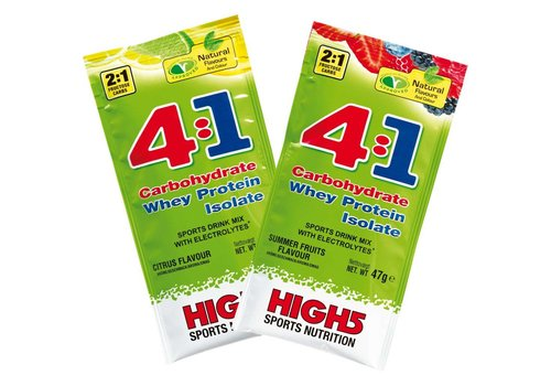 High5 4: 1 EnergySource (50gr) Sports drink