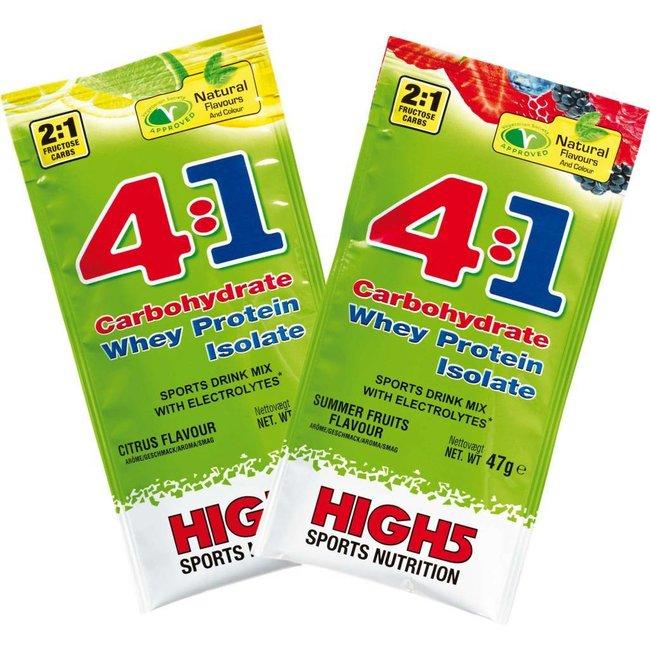 High5 High5 4: 1 EnergySource (50gr) Sports drink